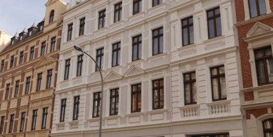 Mietwohnung: Vermietung von 3-Raum-Dachgeschosswohnung in Görlitz, Lutherstraße 21