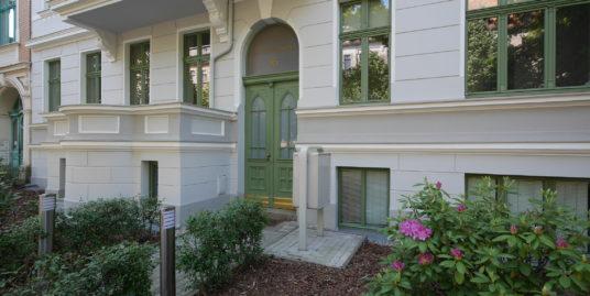 Mietwohnung: Vermietung von 4-Raum-Wohnung in Görlitz mit großer Terrasse, Biesnitzer Straße 16
