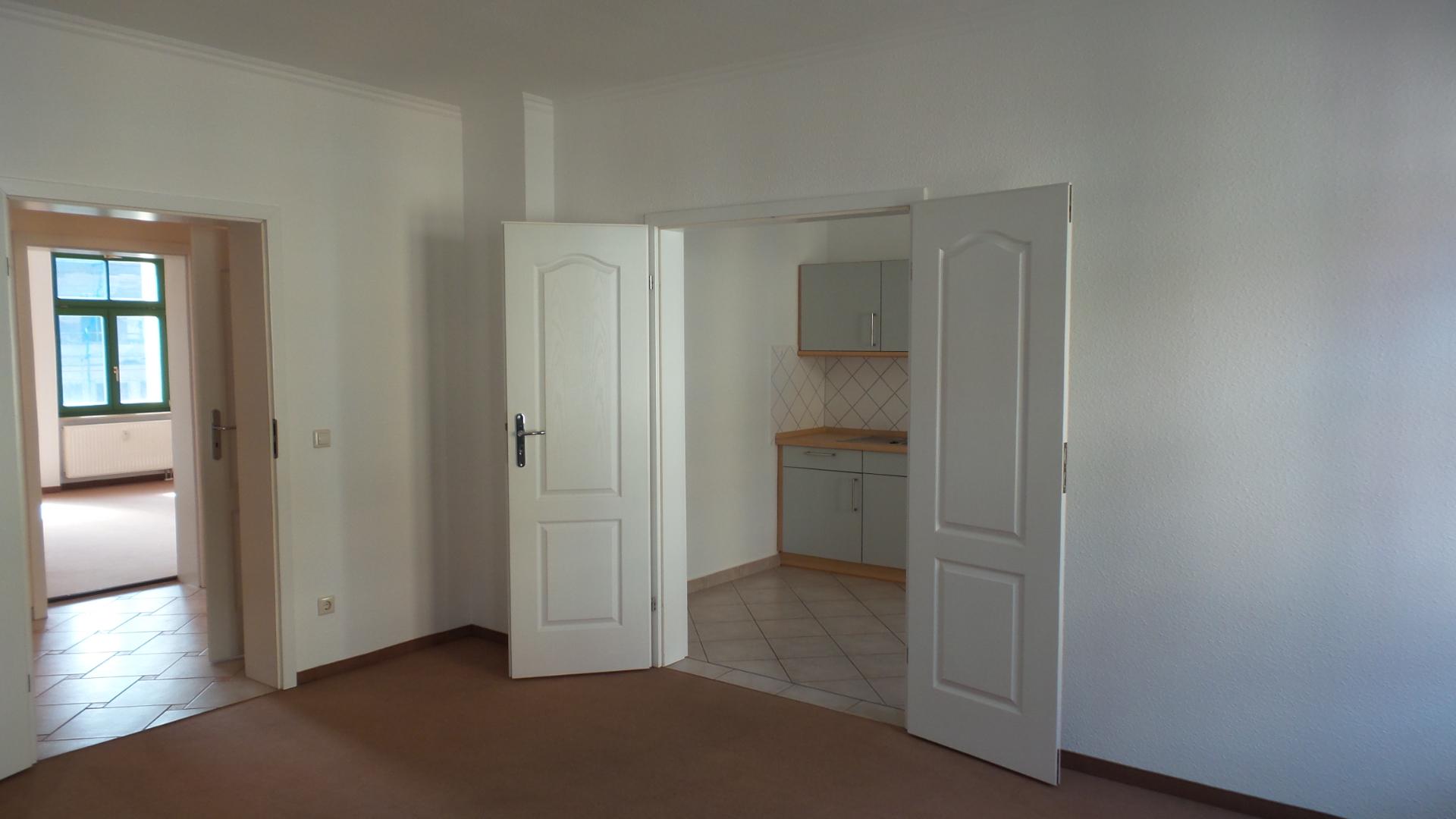 Mietwohnung: Vermietung von 2-Raum-Wohnung in Görlitz, Emmerichstraße 15