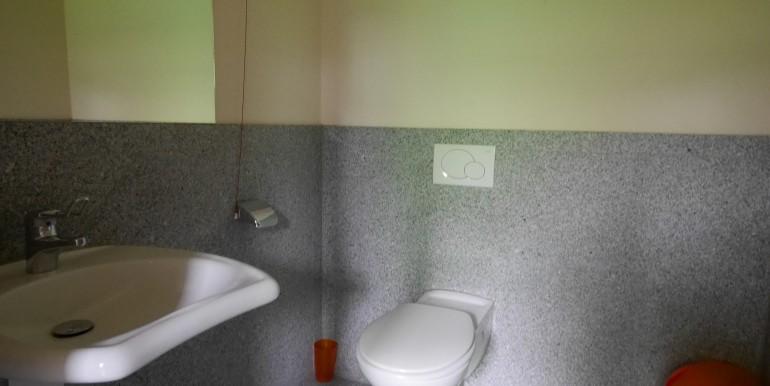 Rollstuhlgerechtes WC