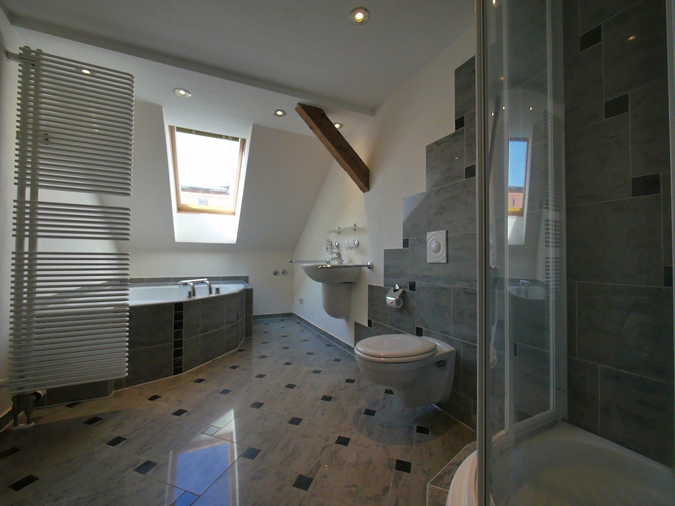 Mietwohnung: Vermietung von 2-Raum-Dachgeschosswohnung in Görlitz, Emmerichstraße 15